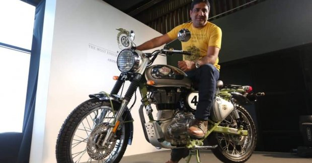 Royal Enfield Bullet Trials Works Replica Launched In Thailand