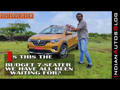 2019 Renault Triber | First Drive Review | A budget 7-seater, tailor-made for India