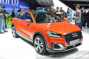 Upcoming Cars in India Audi Q2