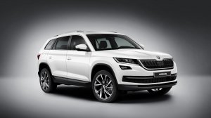 Upcoming Cars in India Skoda Kodiaq