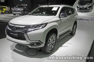 Upcoming Cars in India New Mitsubishi Pajero Sport