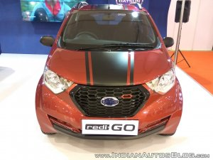 Upcoming Cars in India Datsun redi-GO 1.0