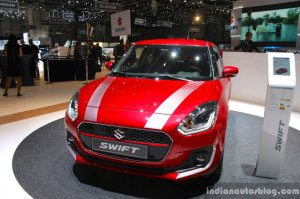 Upcoming Cars in India 2017 Maruti Swift
