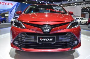 Upcoming Cars in India New Toyota Sedan (Vios)