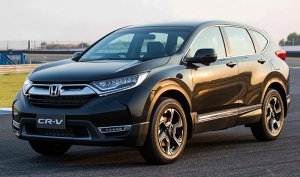 Upcoming Cars in India 2017 Honda CR-V