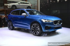 Upcoming Cars in India New 2017 Volvo XC60