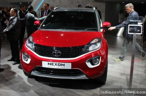 Upcoming Cars in India Tata Nexon