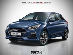Upcoming Cars in India 2018 Hyundai Elite i20 facelift