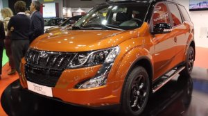 Upcoming Cars in India Mahindra XUV500 2017 Facelift
