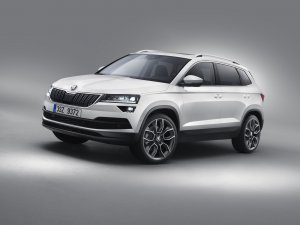 Upcoming Cars in India Skoda Karoq