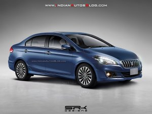 Upcoming Cars in India 2018 Maruti Ciaz Facelift