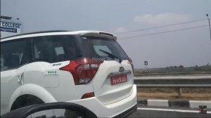 Mahindra Xuv500 Bs Vi Spy