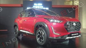 All New Nissan Magnite Unveil Exterior Design