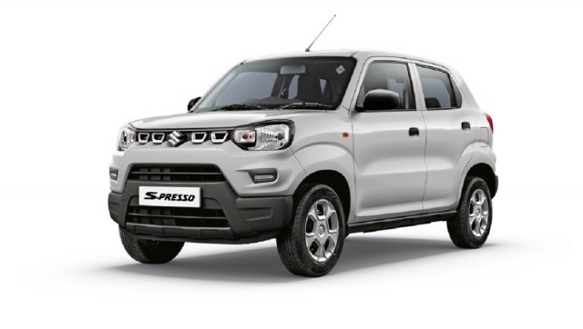 Maruti S-Presso CNG Finally Goes On Sale, Prices Start At Rs. 4.84 Lakh