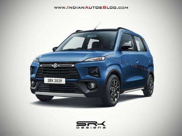Maruti Suzuki Xl5 Wagonrev Rendering