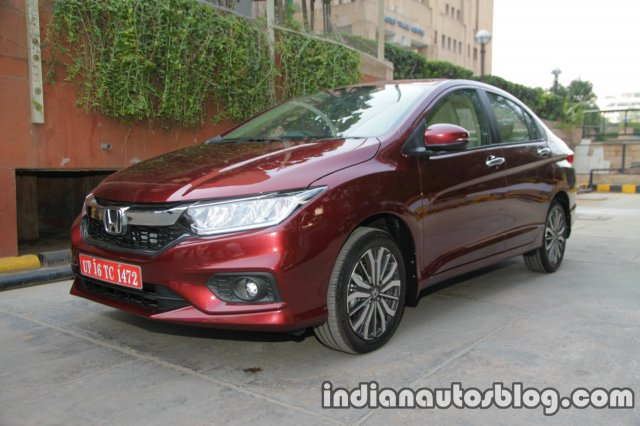 Honda City 2019 Front Three Quarter 4