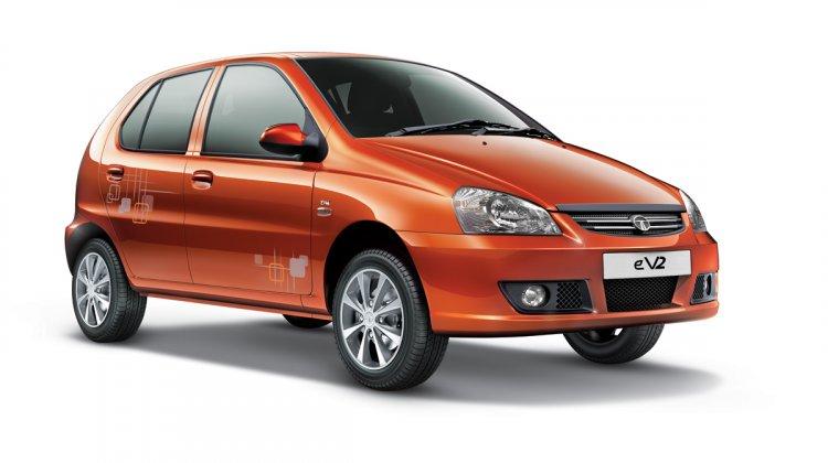 Tata Indica eV2 front