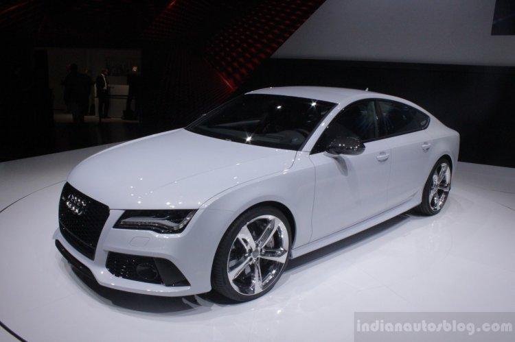 Audi RS7 at NAIAS 2013 (1)