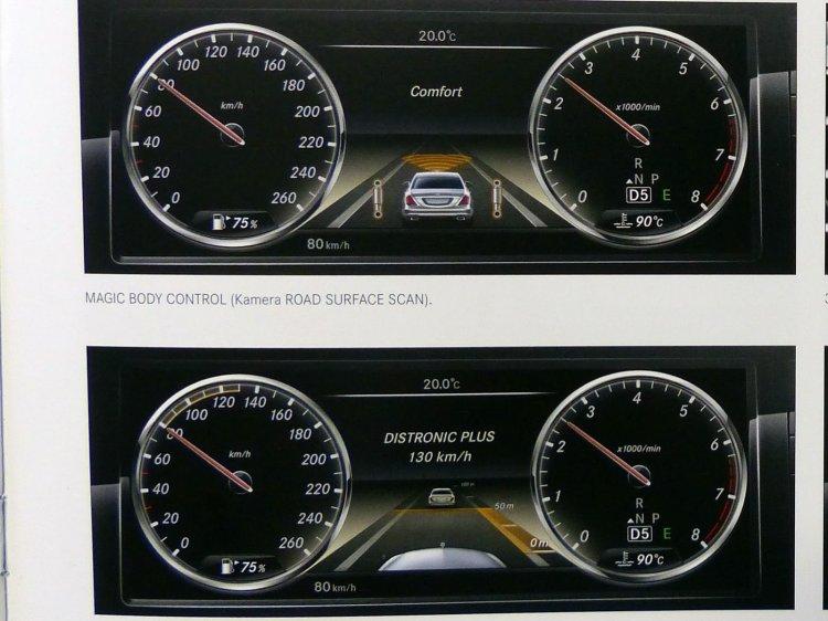 2014 Mercedes Benz S Class Brochure Page 21