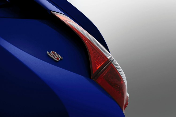 2014 Toyota Corolla teaser rear