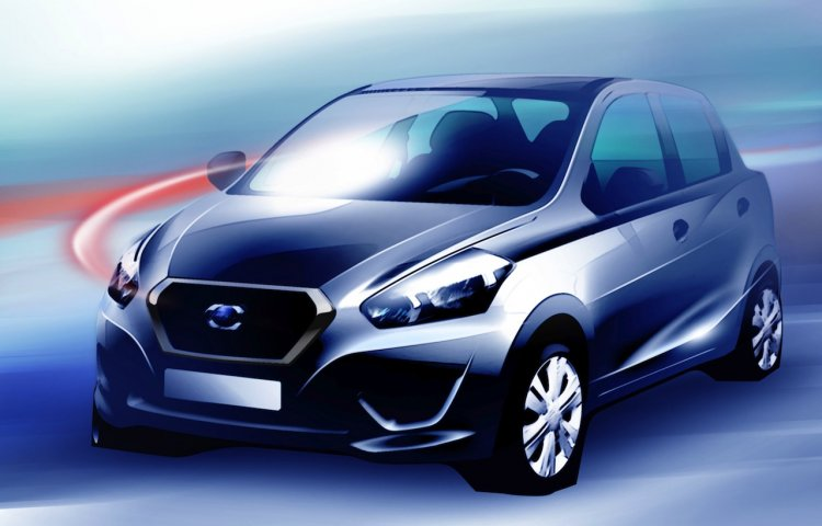 Datsun First Car K2 Official Sketch