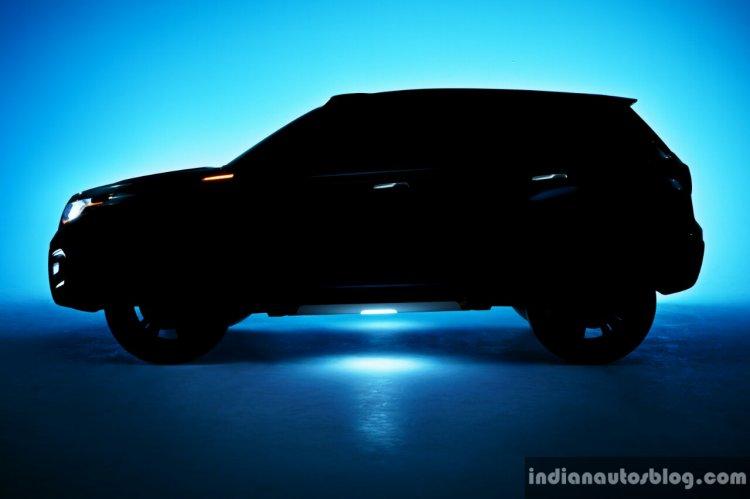 Suzuki iV-4 Compact SUV Concept teased