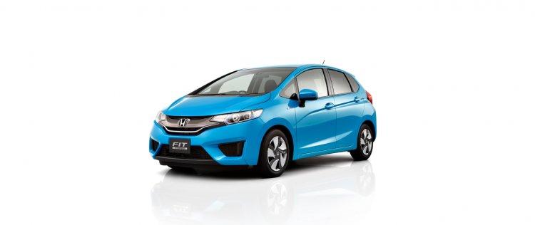 2014 Honda Jazz Fit