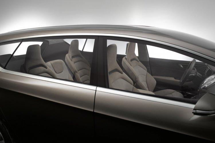 Ford S-Max Concept cabin