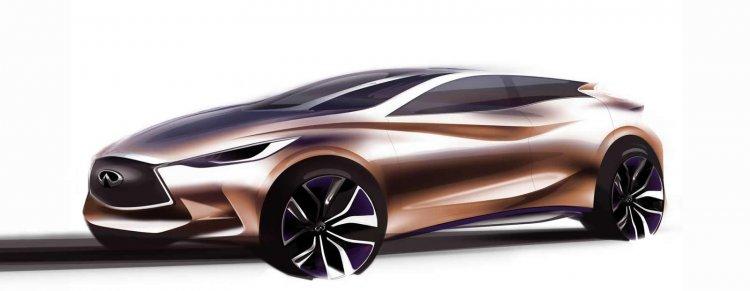 Infiniti Q30 Concept Frankfurt Motor Show