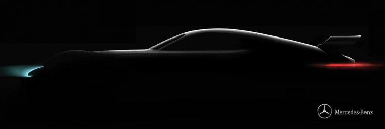 Mercedes-Benz AMG Gran Turismo 6 concept