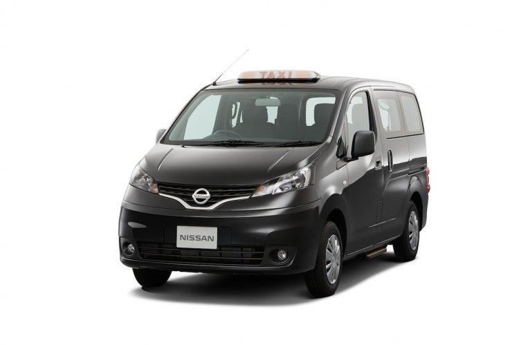 Nissan NV200 Vanette LPG Taxi Evalia