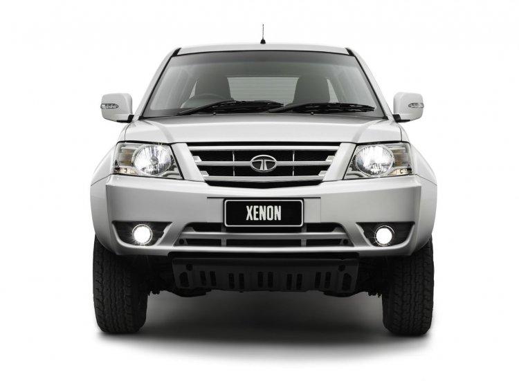 Tata Xenon Australia front