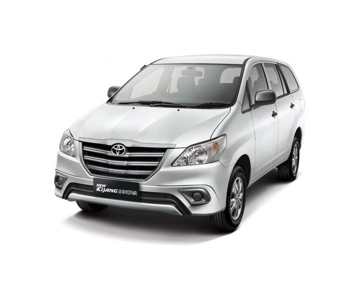 2013 Toyota Innova facelift