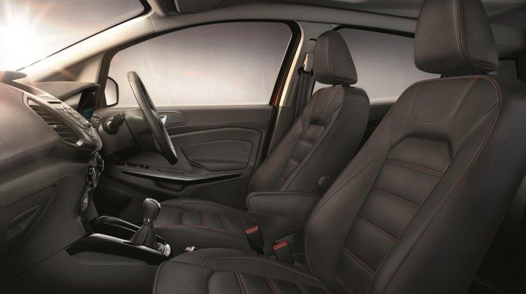 Ford EcoSport Special Edition Interior
