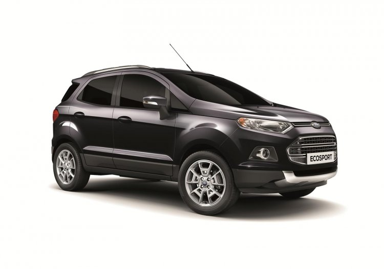 Ford EcoSport Special Edition Panther Black