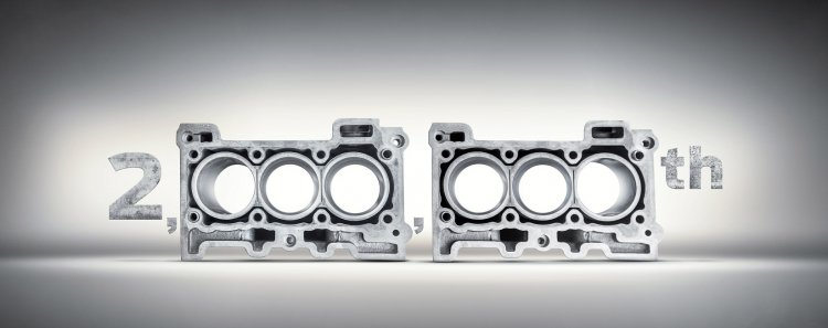 Two Millionth Ford EcoBoost engine