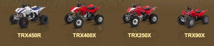 Honda ATV Sports