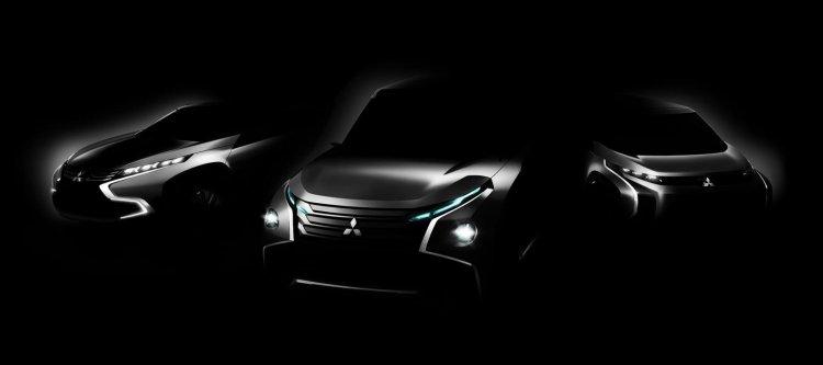 Mitsubishi three concept cars for Tokyo Motor Show