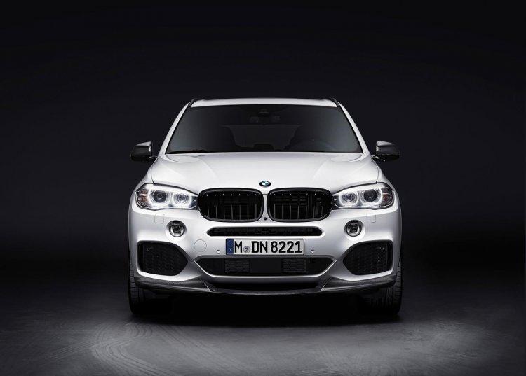 2014 BMW X5 M Performance Parts front