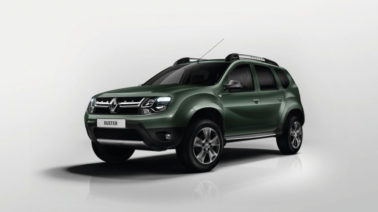 2014 Renault Duster Facelift side 6
