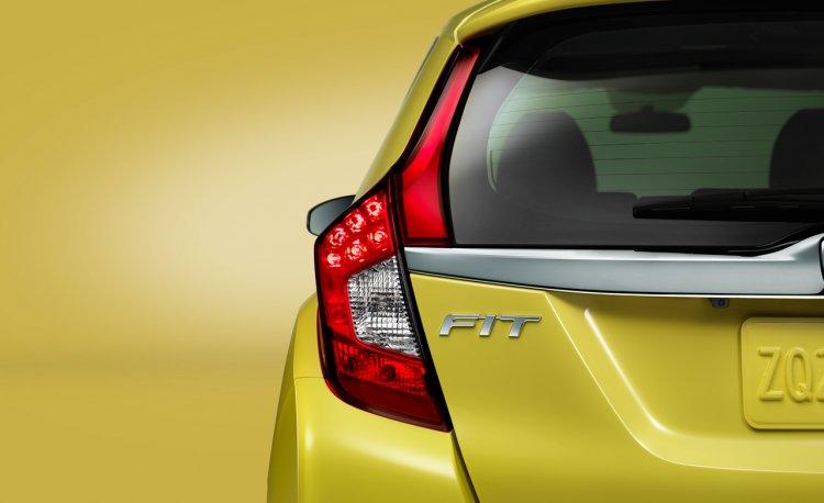 2015 Honda Fit Teaser