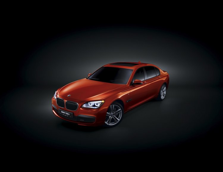 BMW 760Li V12 M Bi-Turbo special edition