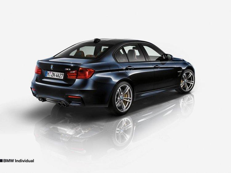 BMW M3 Azurite Black teaser