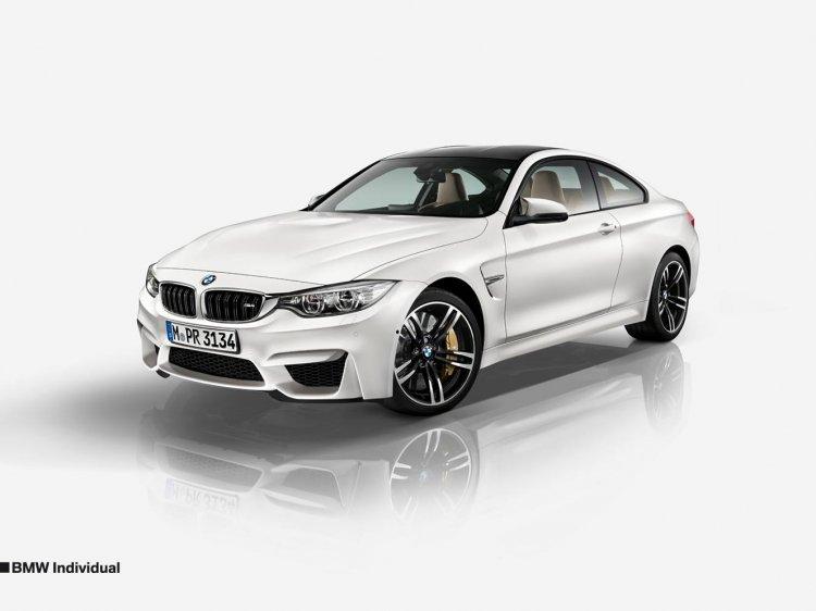 BMW M3 Mineral white teaser