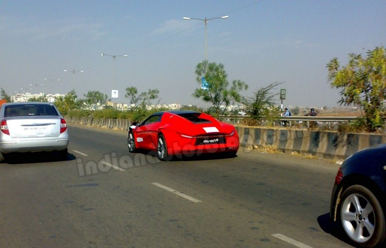 DC Avanti spied in India
