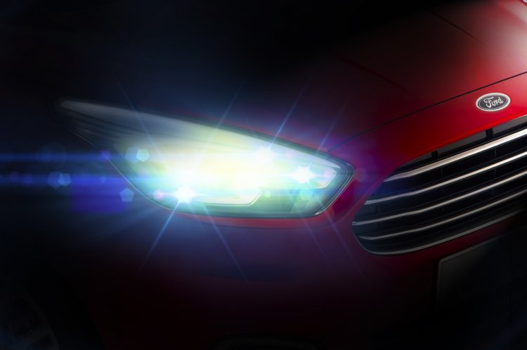 Ford Global Concept teaser Auto Expo 2014