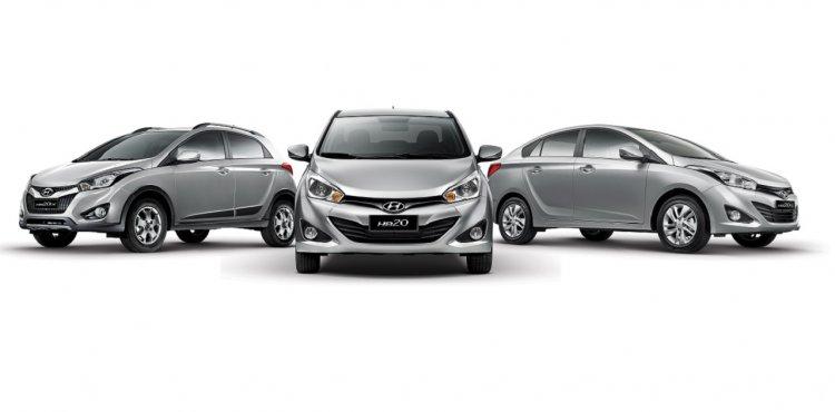 Hyundai HB20 series 2014