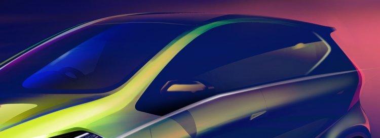 Renault Concept Car Auto Expo 2014