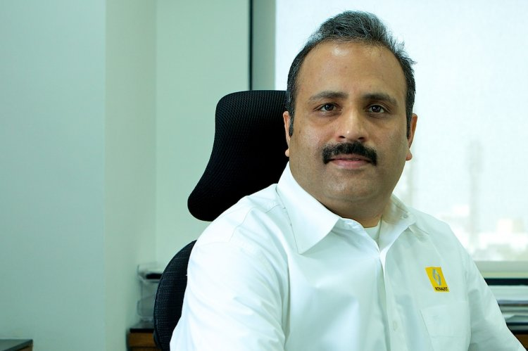 Sumit Sawhney, MD and CEO, Renault India