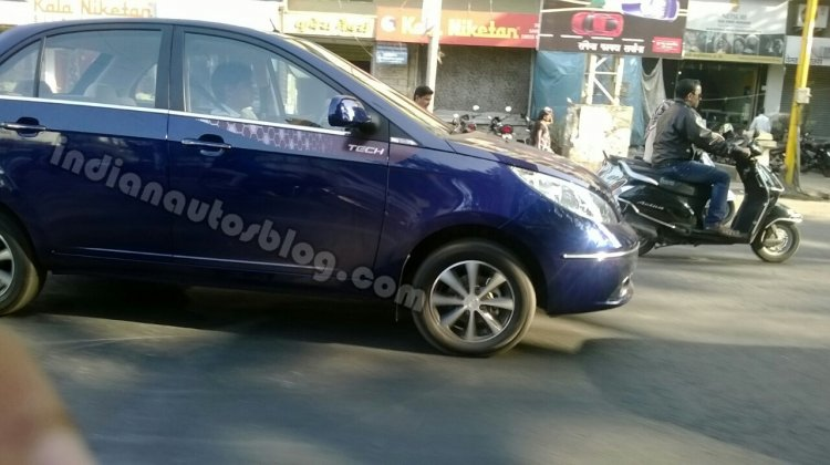 Tata Vista Tech spotted in Pune